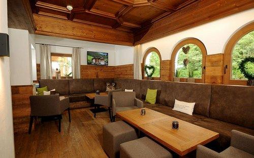 Lounge Hotel Burgschrofn